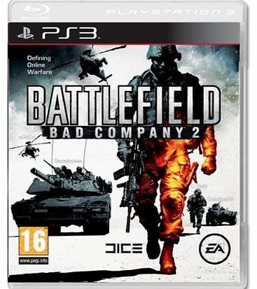 Battlefield Bad Company 2 on PS3