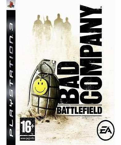Battlefield: Bad Company on PS3