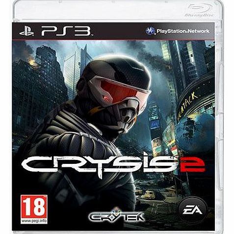 Crysis 2 on PS3