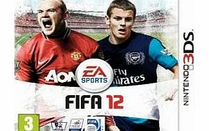 Fifa 12 on Nintendo 3DS