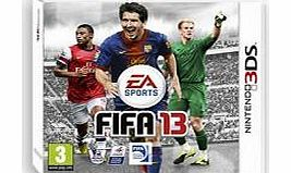 Fifa 13 on Nintendo 3DS