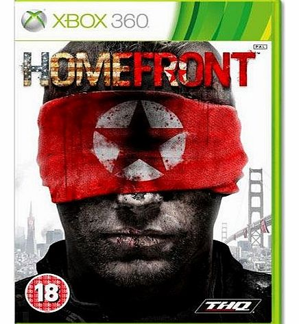 Homefront on Xbox 360