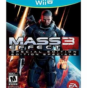 Mass Effect 3 on Nintendo Wii U