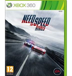 Need For Speed Rivals on Xbox 360