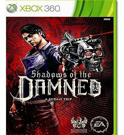 Shadows of the Damned on Xbox 360