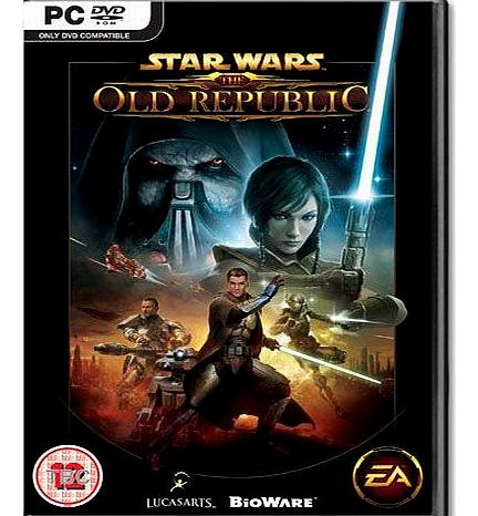 Ea Games Star Wars The Old Republic on PC