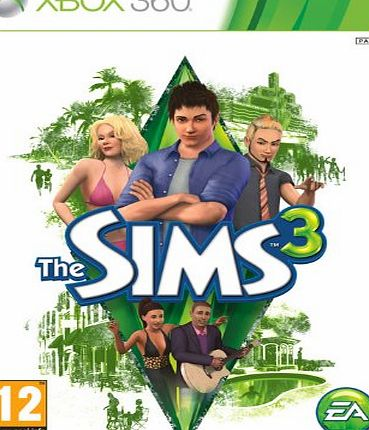 The Sims 3 on Xbox 360