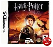Harry Potter and the Goblet of Fire NDS