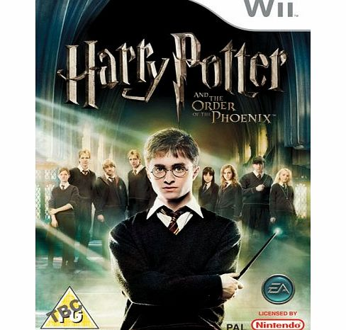 Harry Potter and The Order Of The Phoenix Wii