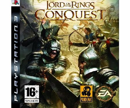 Lord Of The Rings Conquest PS3