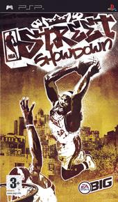 EA NBA Street Showdown PSP