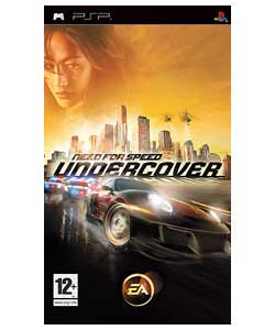 EA Need for Speed Undercover PSP