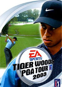EA Tiger Woods PGA Tour 2003 PC