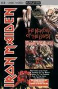 Iron Maiden Number Of The Beas UMD Movie PSP