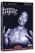 Tupac Shakur Live At The House Of Blues PSP Movie