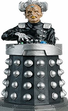 Eaglemoss / Doctor Who Doctor Who Figurine Collection - Figure #2 - Davros Creator of The Daleks - Hand Painted 1:21 Scale Model - Collector Boxed