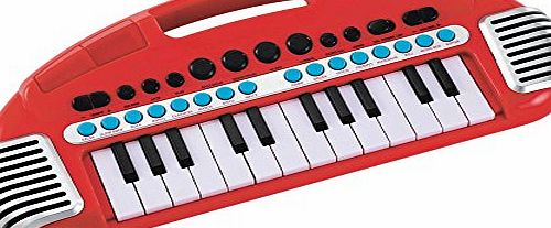 Early Learning Centre ELC Carry Along Keyboard - Red