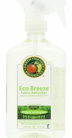 Earth Friendly Products Eco Breeze Fabric Refresher 500 ml (Pack of 6) (Organic)