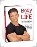 Bill Phillips Body For Life Book - One
