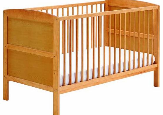 Hudson Cot Bed - Antique
