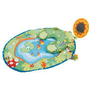 East Coast Tummy Time Fun - Frog