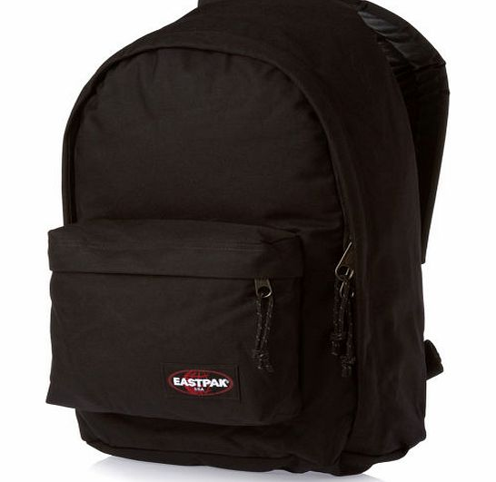 Out Of Office Laptop Backpack - Black