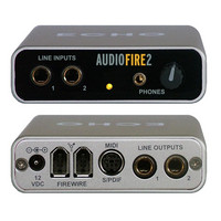 Audiofire 2 Audio Firewire Interface