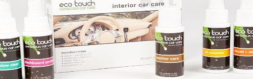 eco touch interior car care mini kit review compare prices buy online. Black Bedroom Furniture Sets. Home Design Ideas