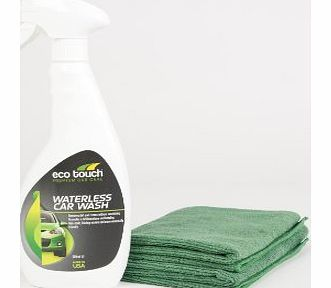 Eco Touch Waterless Car Wash Kit