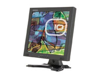 19 inch Wide TFT Monitor Black DVI
