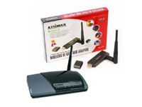 WiFi ADSL 11g Mod/Router Bundle