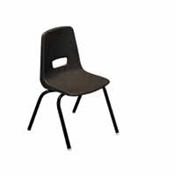 Educational Chair 3-5 Years Charcoal