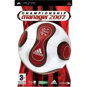 EIDOS Championship Manager 2007 PSP