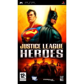 EIDOS Justice League Heroes PSP