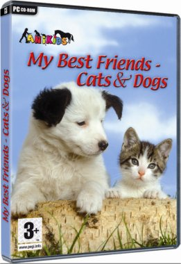 My Best Friends Cats and Dogs PC