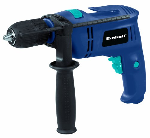 650 Watt Corded Impact Drill With Electronic Speed Control