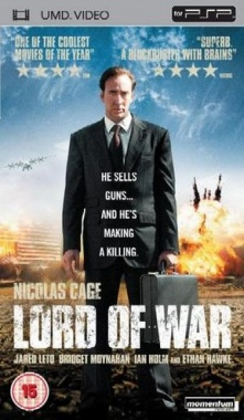EIV Lord Of War UMD Movie PSP