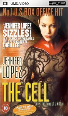The Cell UMD Movie PSP
