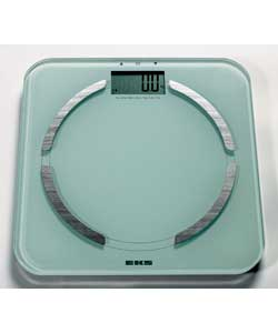 Glass Body Fat Analyser
