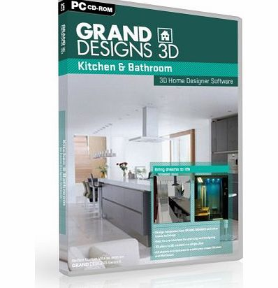 Eleco grand designs 3d bathroom amp kitchen review for Grand designs 3d bathroom kitchen