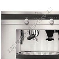 coffee machine stainless steel. Black Bedroom Furniture Sets. Home Design Ideas