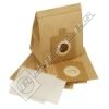 E59 Vacuum Bag and Filter Kit
