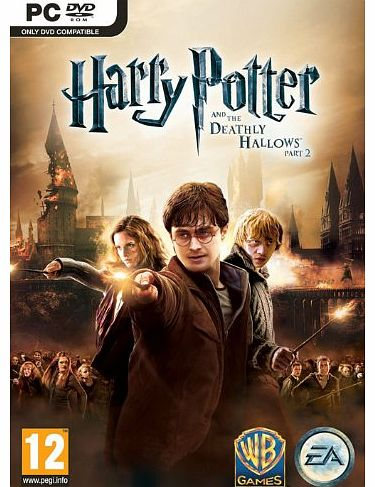 Harry Potter and The Deathly Hallows Part 2 (PC DVD)