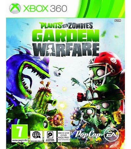 Plants Vs Zombies: Garden Warfare (Xbox 360)