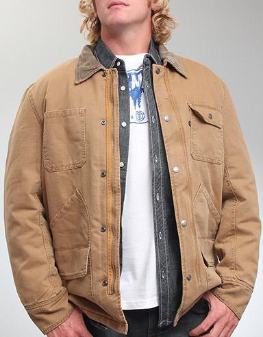 Popper Jacket
