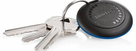 Smart Key, Connect your key to your iPhone (Bluetooth Smart), black