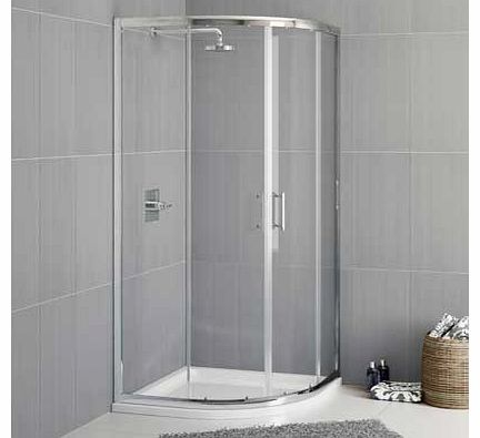 Eliana Linden 900mm Quadrant Shower Enclosure