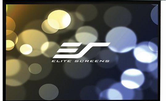 Elitescreens Elite ELECTRIC120V Electric Spectrum 120 inch Projection Screen - White