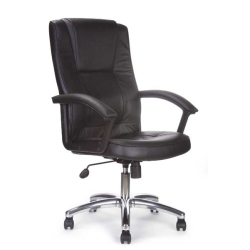 Eliza Tinsley Ltd Eliza Tinsley Purdue Leather Faced Office Chair