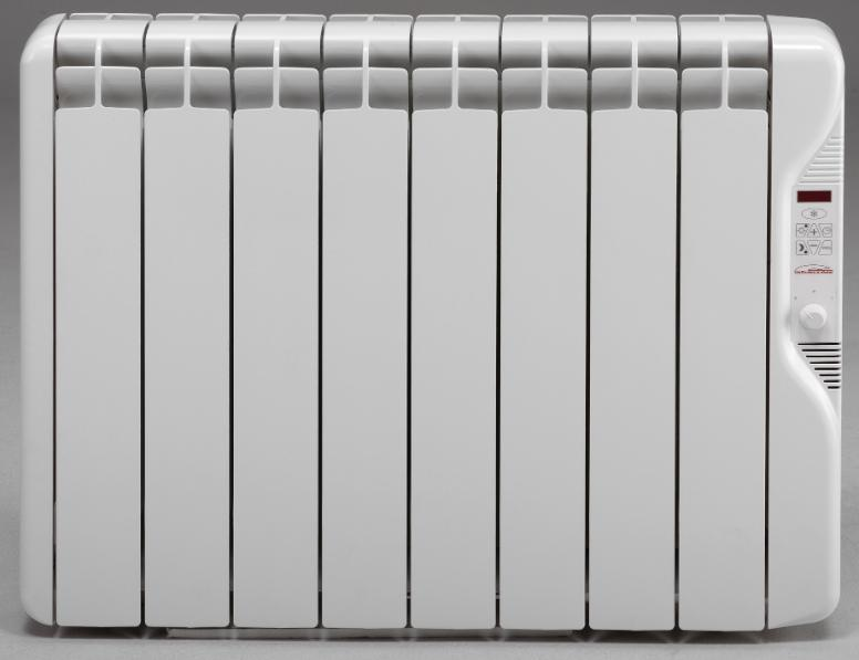 Elnur RT8E 1kW 74cm Designer Electric Radiator